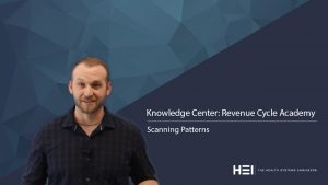 HEI Knowledge Center Scanning Patterns
